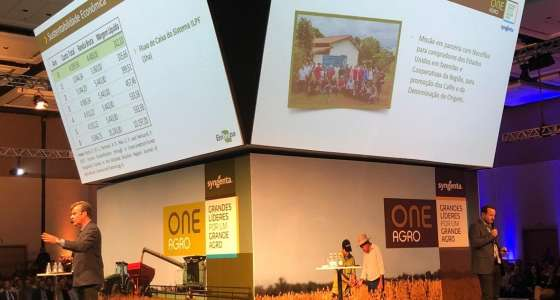 Van Ass Sementes presente no One Agro 2019 – Syngenta