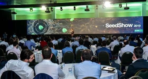Van Ass Sementes marca presença no SeedShow da Basf