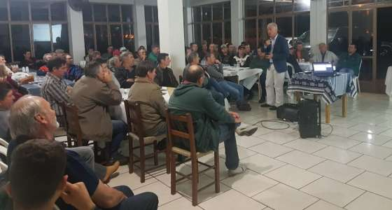 Van Ass Sementes e Agrocentro promovem palestra técnica