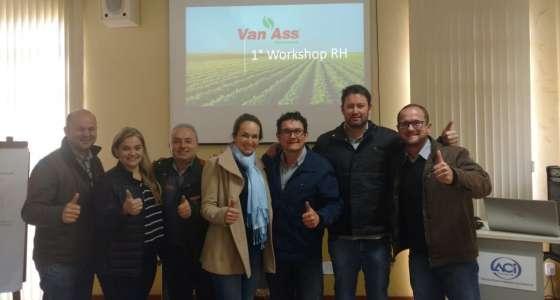 Grupo Van Ass realiza Workshop de Recursos Humanos