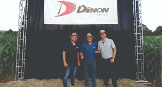 Van Ass Sementes marca presença no Dia de Campo da Dinon Cereais