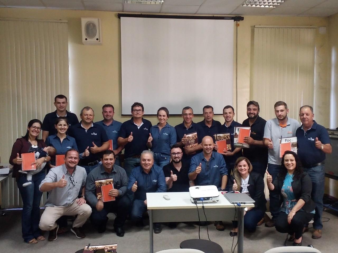 Grupo Van Ass inicia Programa de Desenvolvimento de Gestores