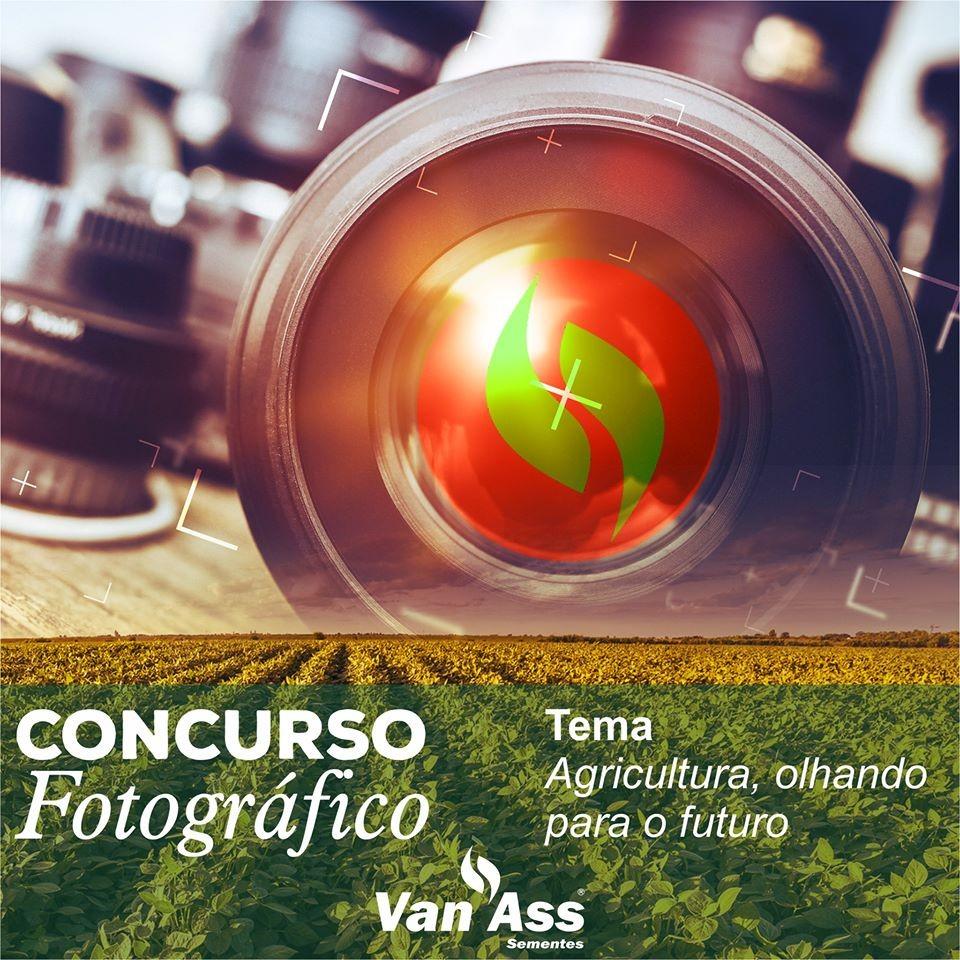 Concurso Fotográfico Van Ass Sementes
