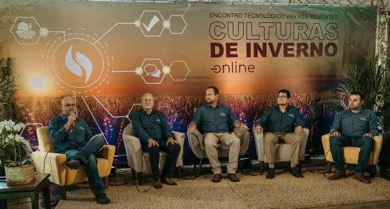 Encontro Tecnológico Van Ass Sementes – Culturas de Inverno Online